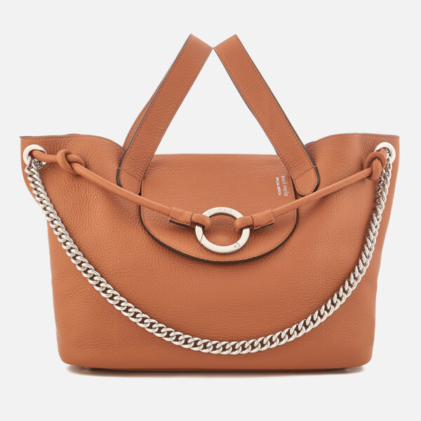 meli melo Women's Linked Thela Medium Tote Bag - Tan