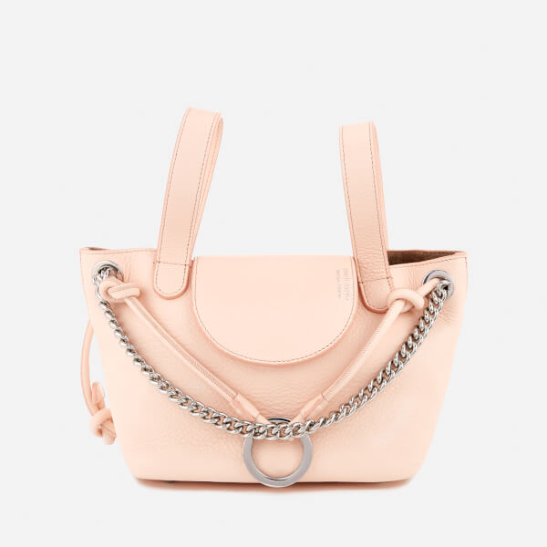meli melo Women's Linked Thela Mini Tote Bag - Saturn Nude