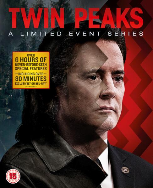 twin peaks  limited event series slipcase version blu ray zavvi