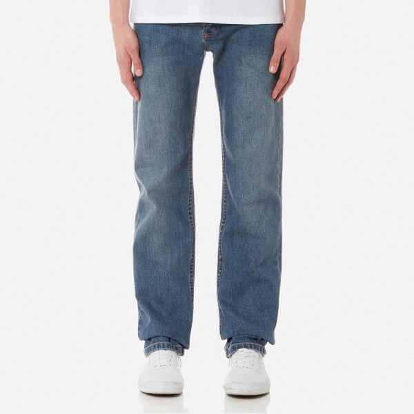 Explore Many Kinds Of Sale Online A.p.c. Woman Mid-rise Slim-leg Jeans Black Size 32 A.P.C. DgcQHso