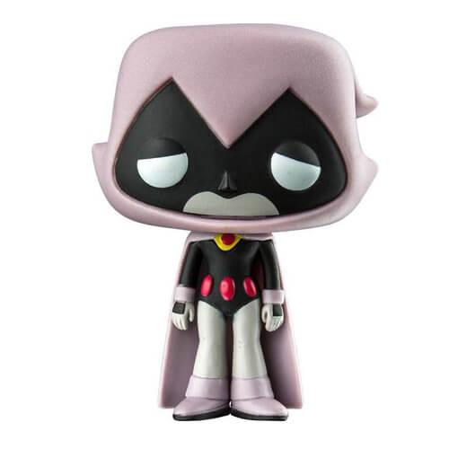 Teen Titans Go Grey Raven EXC Pop! Vinyl Figure