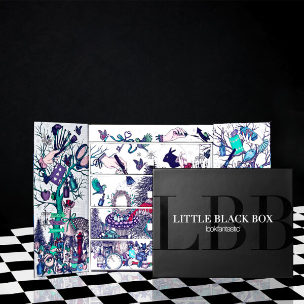 The Ultimate Black Friday Beauty Bundle - Advent Calendar & lookfantastic Limited Edition Little Black Box (Worth over £515)
