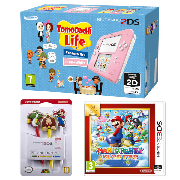 Nintendo 2DS Party Pack