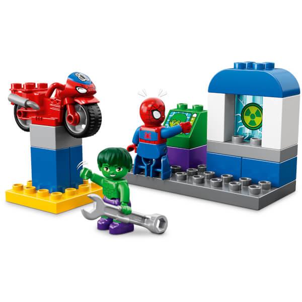 LEGO DUPLO: Spider Man U0026 Hulk Adventures (10876): Image 4