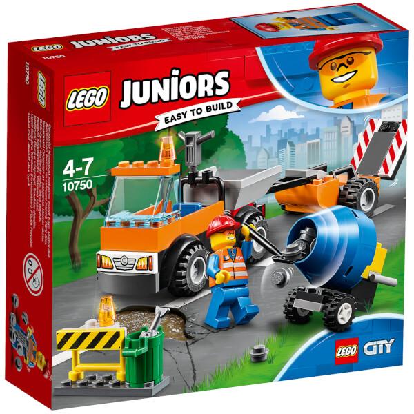 LEGO Juniors: Road Repair Truck (10750)