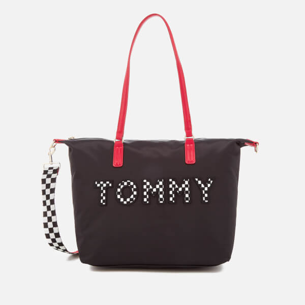 Tommy Hilfiger Women's Poppy Tote Bag - Tommy Print