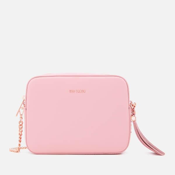 Ted Baker Women's Amora Tassel Detail Camera Bag - Dusky Pink