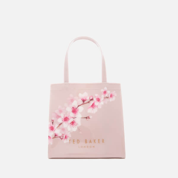 f2817de6827920 Ted Baker Women s Lalacon Soft Blossom Small Icon Bag - Light Pink  Image 1