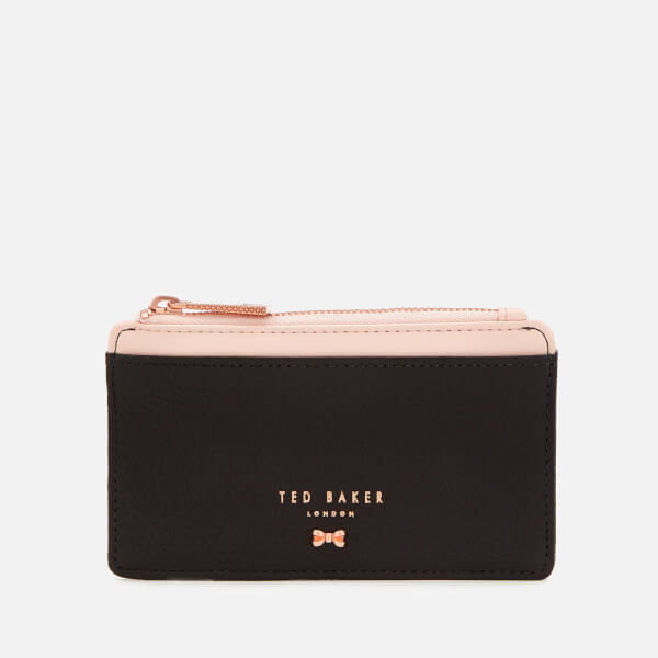 a7a2df2442f22 Ted Baker Women s Alica Zipped Card Holder - Black  Image 1