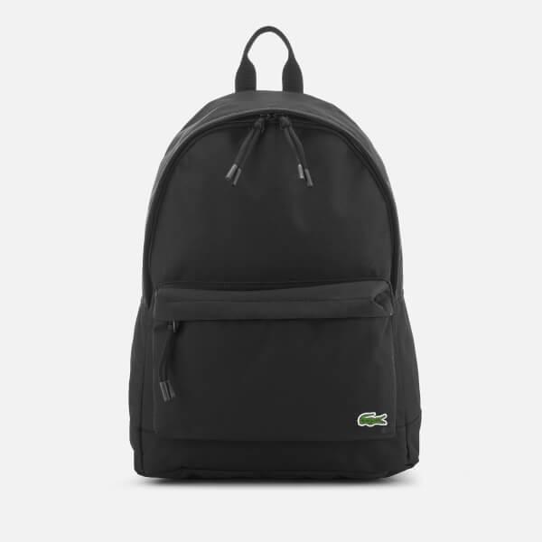 Lacoste Men's Neocroc Backpack - Noir