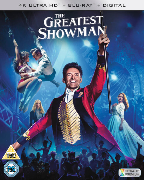 The greatest showman 4k ultra hd blu ray thehut the greatest showman 4k ultra hd image 1 stopboris Gallery