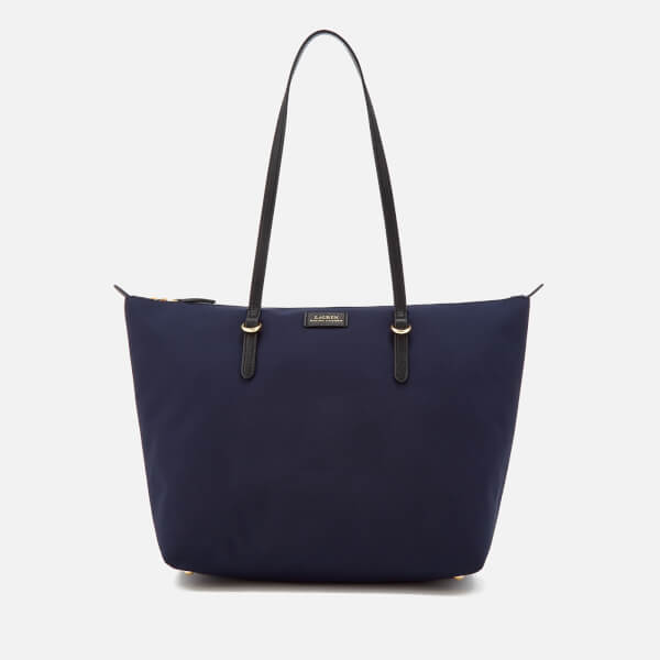 Lauren Ralph Lauren Women's Chadwick Shopper Bag - Navy