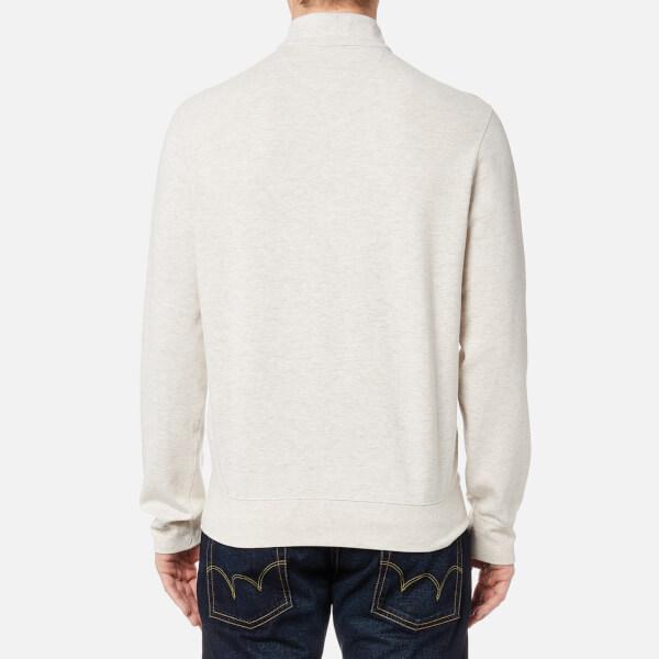 Polo Ralph Lauren Men s Half Zip Sweatshirt - American Heather  Image 2 806156a179