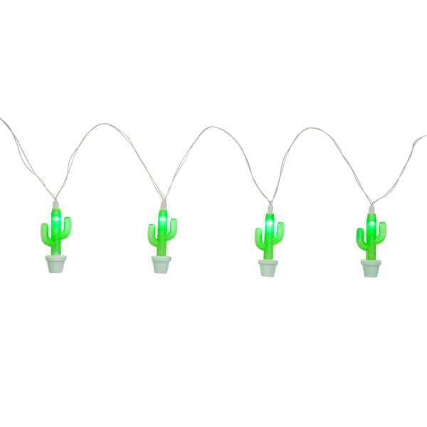 Sunnylife Cactus String Lights