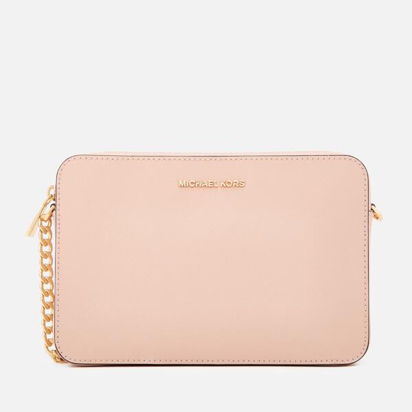 MICHAEL MICHAEL KORS Women's Large East West Cross Body Bag - Soft Pink