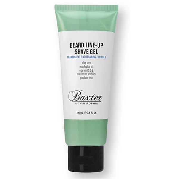 Baxter of California Beard Line-Up Shave Gel 3.4 oz