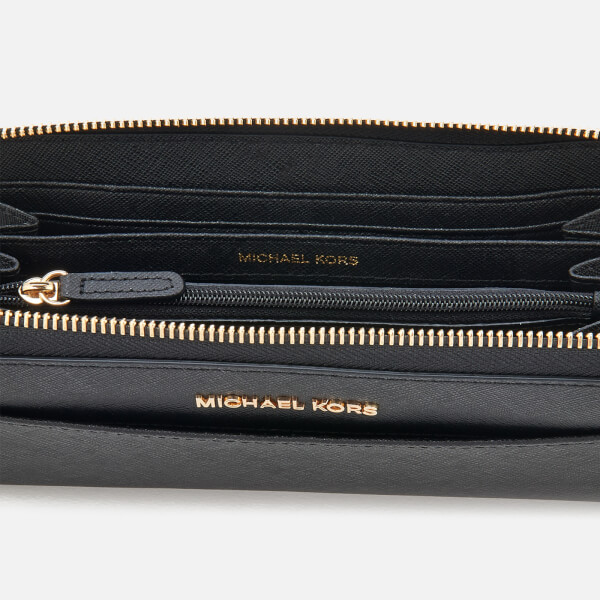 d8777df7bdfb MICHAEL MICHAEL KORS Women s Money Pieces Pocket Continental Purse - Black   Image 4