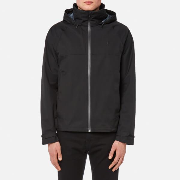 4482df855b5d Polo Ralph Lauren Men s Repel Hooded Shell Jacket - Polo Black  Image 1
