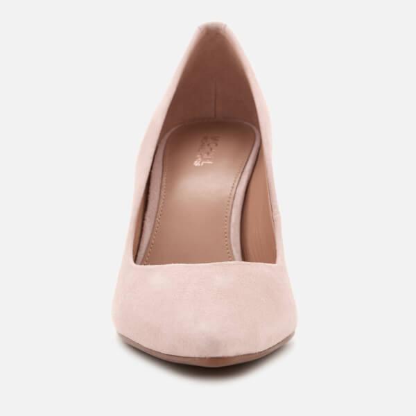 c263fe7bd58a MICHAEL MICHAEL KORS Women s MK-Flex Suede Court Shoes - Soft Pink  Image 2