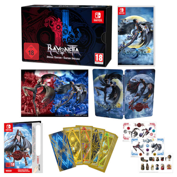Bayonetta Special Edition + Poster
