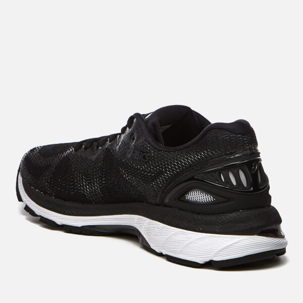 4076fee40f Asics Running Women s Gel-Nimbus 20 Trainers - Black White Carbon  Image