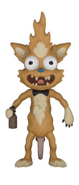 Rick and Morty Squanchy with Boots Action Figure