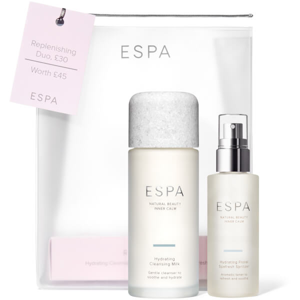 ESPA Skincare Replenishing Duo
