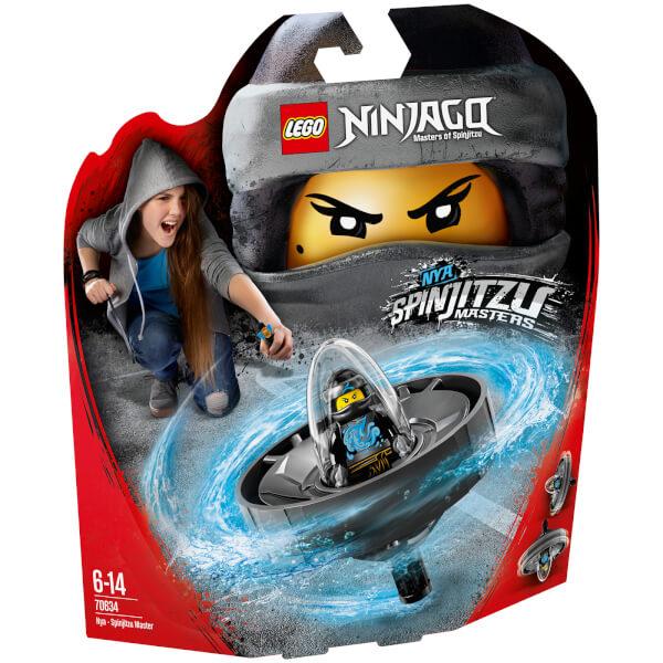 The LEGO Ninjago Movie: Nya - Spinjitzu Master (70634)