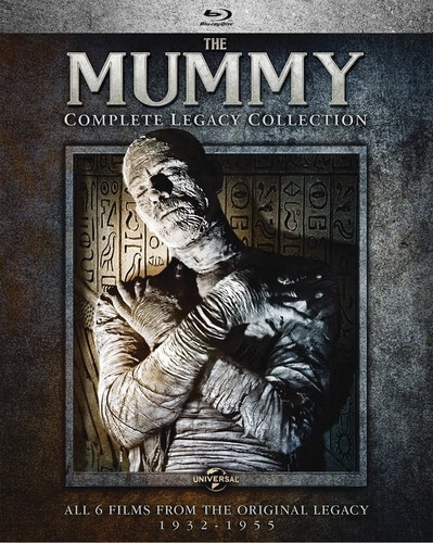 Mummy: Complete Legacy Collection