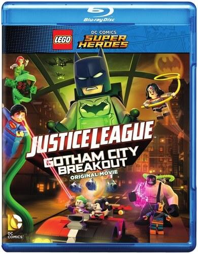 Lego Dc Comics Super Heroes: Justice League