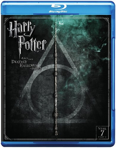 Harry Potter & The Deathly Hallows - Part Ii