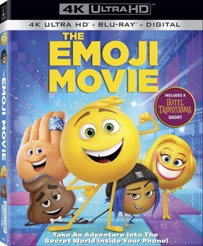 Emoji Movie - 4K Ultra HD