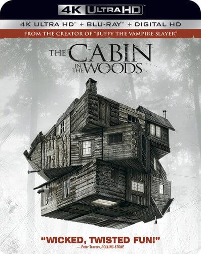 Cabin In The Woods - 4K Ultra HD