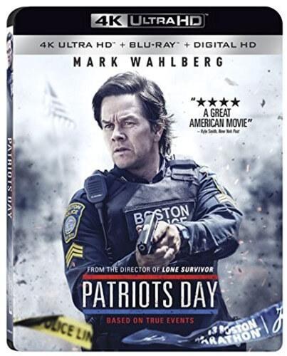 Patriots Day - 4K Ultra HD