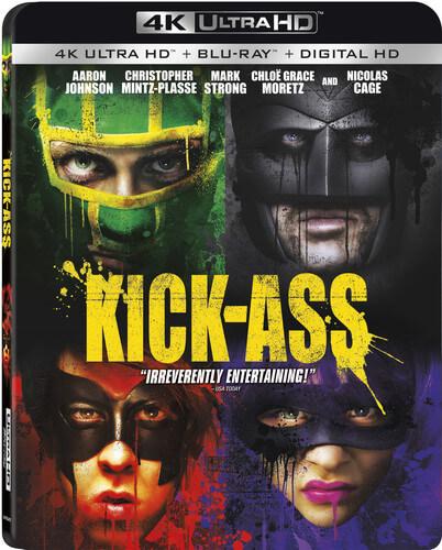 Kick-Ass - 4K Ultra HD