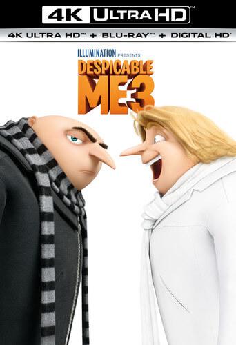 Despicable Me 3 - 4K Ultra HD