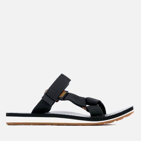 b0a2f71aa5b Teva Women s Universal Slide Sandals - Black  Image 1
