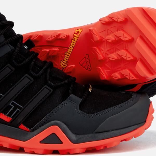 adidas Terrex Men s Swift R2 Mid Gore-Tex Hiking Boots - Core Black Core 26b019037