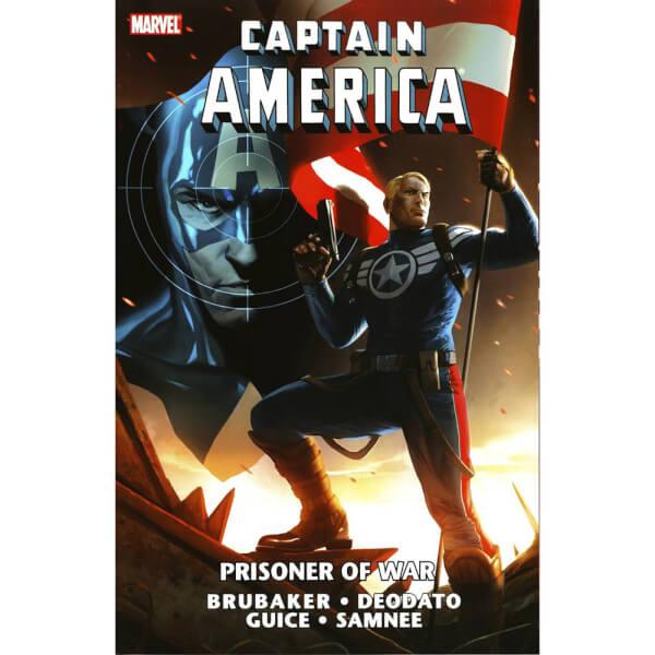 Captain America: Prisoner of War – Paperback