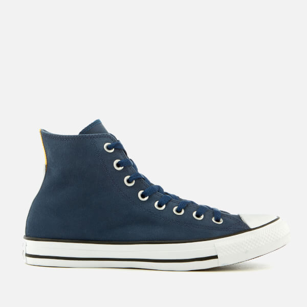 Converse Men's Chuck Taylor All Star Hi-Top Trainers - Navy/Black/White