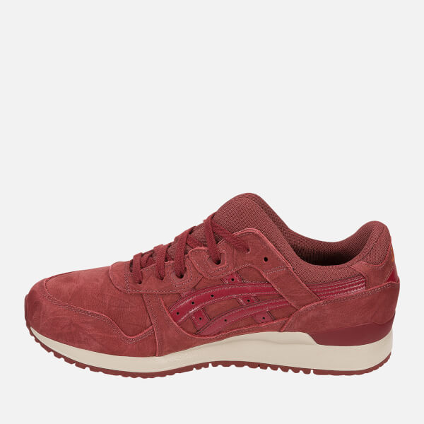 Asics Lifestyle Men's Gel-Lyte III Trainers - Russet - UK 9 GE3mAcoy7d