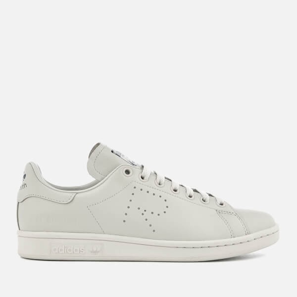 adidas by Raf Simons Stan Smith Trainers - Mist Stone: Image 1