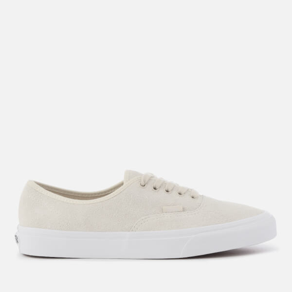 Vans Men's Authentic Hairy Suede Trainers - Turtledove