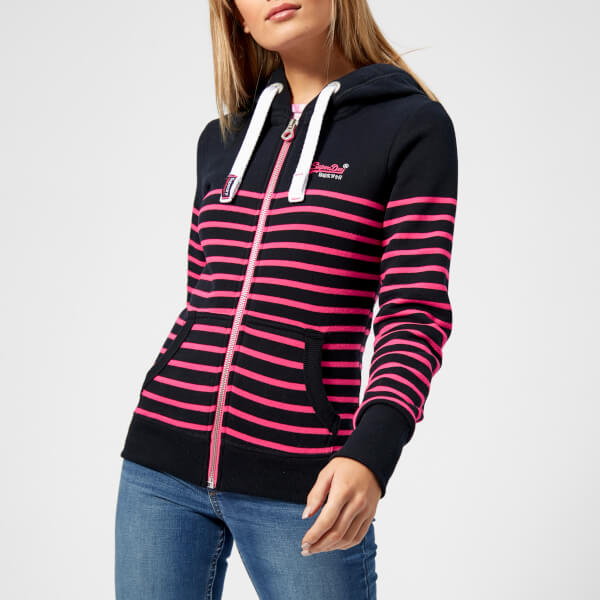 Order Cheap Price High Quality Cheap Online Superdry Women's Sun & Sea Shorts - Eclipse Navy/Neon Candy - UK 10 - Multi PR012N6vq