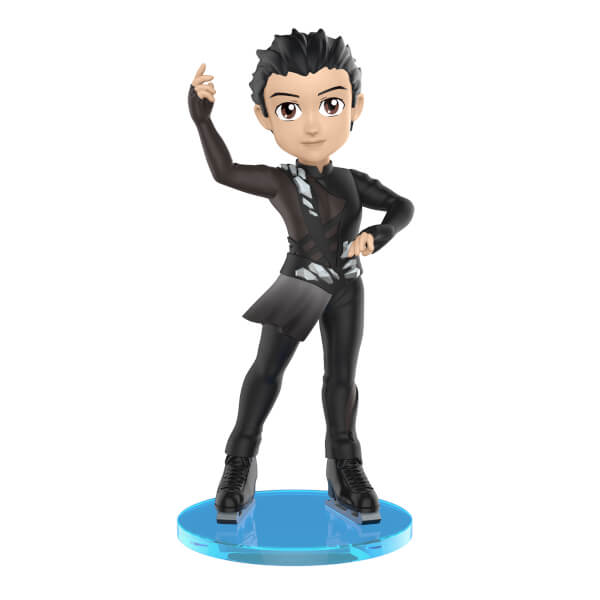 Yuri On Ice Rock Candy Vinyl Figure Image 1