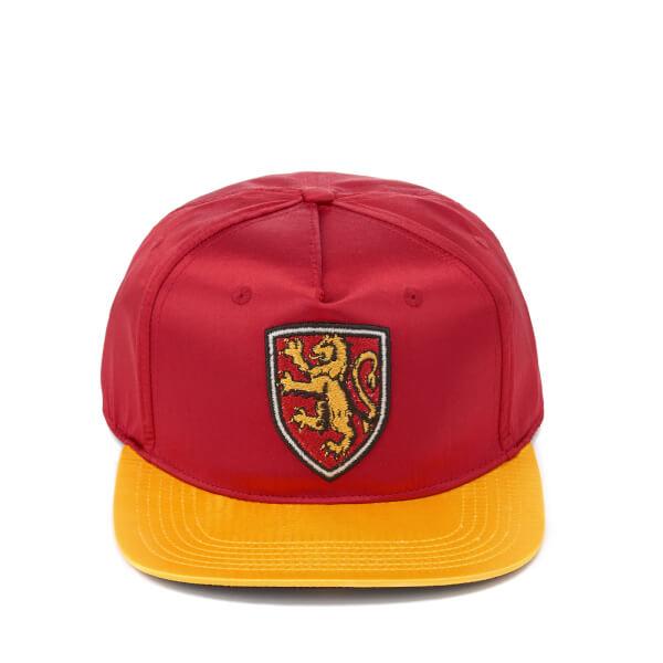 Harry Potter Griffindor Snapback Cap - Red