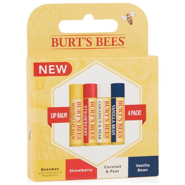 Burt's Bees Burt's Balms 100% Natural Gift Set