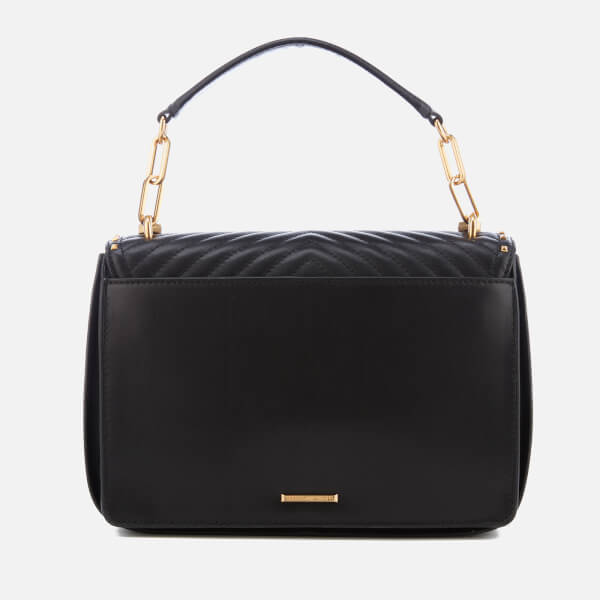 a210ef3624 Rebecca Minkoff Women s Medium Becky Shoulder Bag - Black  Image 2