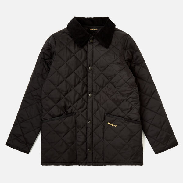 Barbour Boys' Liddesdale Jacket - Black