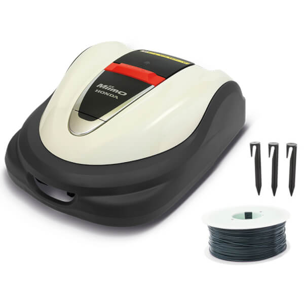 Miimo 3000 Robotic Lawnmower (Incl. Wire and Pegs)
